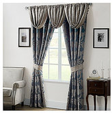 Waterford Chateau Lake Damask Jacquard Window Treatments