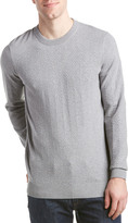 Ben Sherman Twill Texture Crewneck Sweater