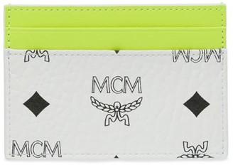 MCM Wilder Visetos Card Case