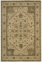 Nourison LI01 Living Treasures Rectangle Area Rug