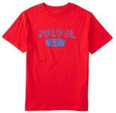 Ralph Lauren Boys 2-7 Short Sleeve Graphic Tee