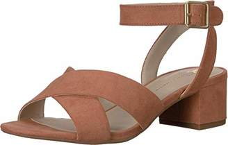 BC Footwear Women's Smell The Roses Heeled Sandal