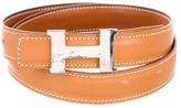Hermes Mini Reversible Constance Belt Kit