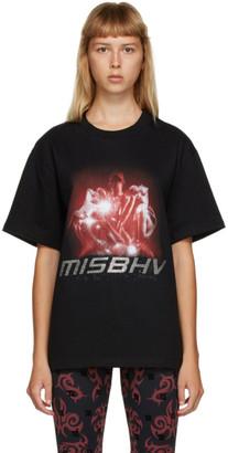 Misbhv Black 2001 T-Shirt