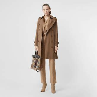 Burberry Tropical Gabardine Trench Coat