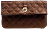 Marc Jacobs Quilted clutch bag