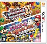 Nintendo Puzzles & Dragons Z + Puzzle and Dragons Super Mario Edition 3DS)