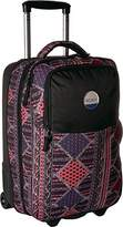 Roxy Women's Roll up Carry-on Suitcase