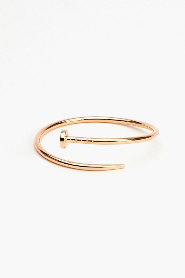 Nasty Gal Tough As Nails Bangle