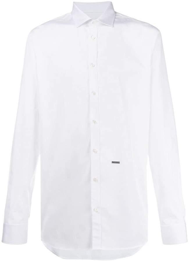 DSQUARED2 classic button shirt