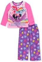 My Little Pony Big Girls' 2-Piece Pajamas