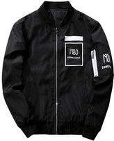 Rocky Sun Mens Fall Outdoor Casual Jacket Bomber Lightweight Coat