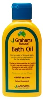 Grahams Natural Alternatives Bath Oil