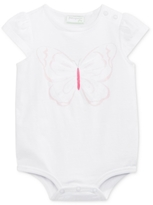First Impressions Butterfly Cotton Bodysuit, Baby Girls (0-24 months)