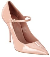 RED Valentino Patent Mary-jane Pump.