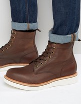 Aldo Waovia Nubuck Laceup Boots