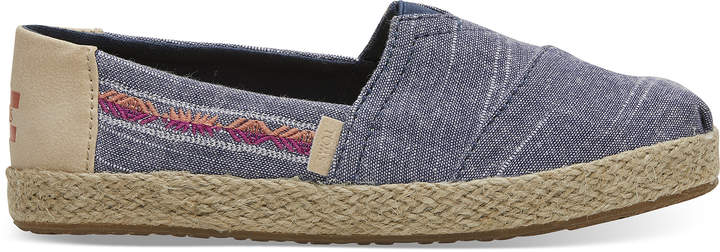 e2d4be5cb3c Toms Youth Classic - ShopStyle