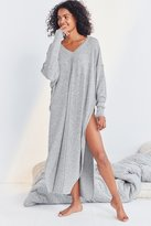 Out From Under Cozy Fleece Cacoon Maxi Top