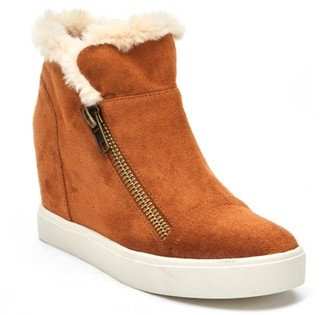 Coconuts Later Days Wedge Sneaker
