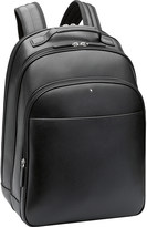 Montblanc Sartorial small leather backpack