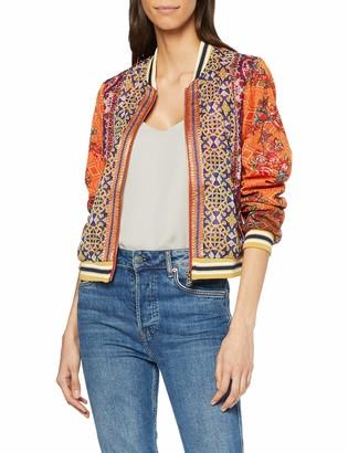 Desigual Women's CHAQ_RIBE Jacket