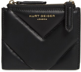 Kurt Geiger London Mini Leather Clutch