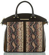 Brahmin Ellora Collection Large Duxbury Satchel