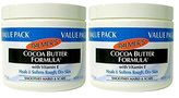 Palmers Cocoa Butter Formula Cream, Value Pack, 13.25 oz, 2 Pack