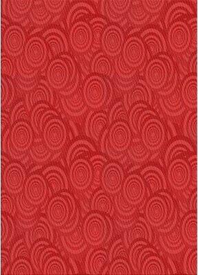 Orren Ellis Red Area Rug Rug Size Rectangle 7 X 9 Shopstyle