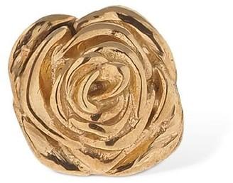 Alan Crocetti Rose Mono Earring