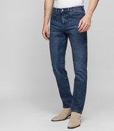 Reiss Reiss Barnacle - Slim-fit Jeans In Blue, Mens