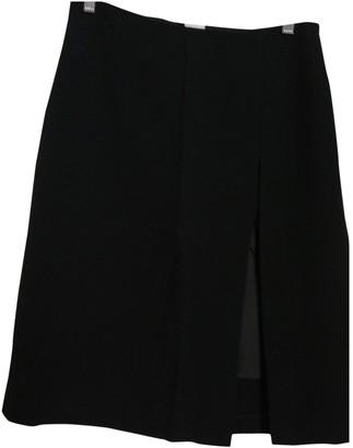Anna Molinari Black Skirt for Women