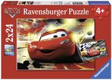 Ravensburger Disney Pixar Cars Grand Entrance 2x24 pc Puzzles