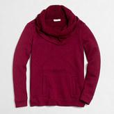 J.Crew Factory Funnelneck sweatshirt