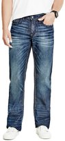 GUESS Men's Relaxed Straight Jeans