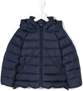 Il Gufo hooded down jacket