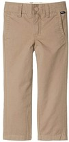 Vans Kids Authentic Chino Pants (Toddler/Little Kids/Big Kids) (Military Khaki) Boy's Casual Pants