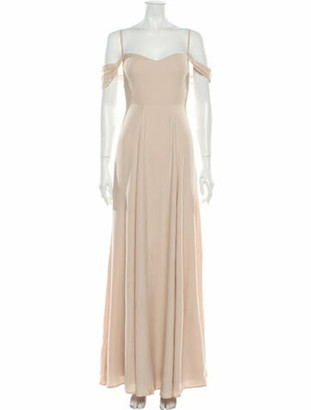 Reformation Square Neckline Long Dress w/ Tags