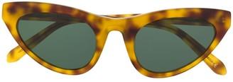 Han Kjobenhavn Race Raven sunglasses