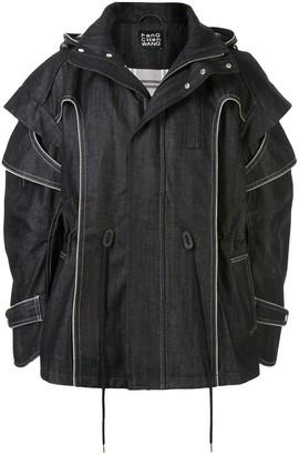 Feng Chen Wang Layered Field Jacket
