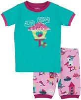 """Hatley PJ Set (Toddler/Kid) - Bird Houses """"Tweet Dreams""""-5"""