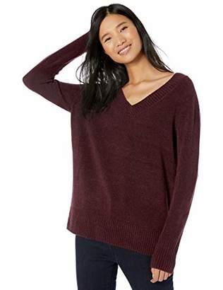 Goodthreads Mid-gauge Stretch V-neck SweaterMedium