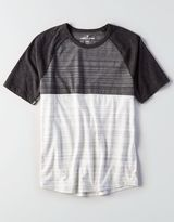 American Eagle Outfitters AE Flex Colorblock T-Shirt