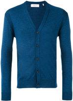 Cerruti classic cardigan - men - Wool - S