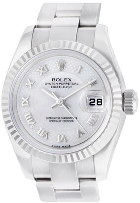 Rolex 2003 pre-owned Datejust 26mm