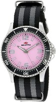 Seapro Women's SP5416NBK Analog Display Quartz Two Tone Watch