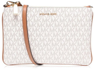 MICHAEL Michael Kors Jet Set Zip Top Crossbody Bag