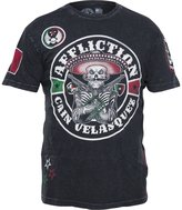 Affliction Men's Cain Velasquez Revolutionary UFC 166 Walkout T-Shirt-3XL