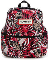 Hunter Camouflage Top-Clip Nylon Backpack