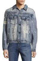 Cult of Individuality Banded Cotton Jacket